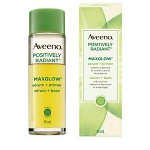 NWT Aveeno Maxglow Face Serum & Primer